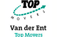 Van der Ent Top Movers  logo